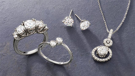Moissanite Jewellery