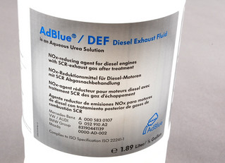 Now Selling Adblue!  Add performance, subtract emissions