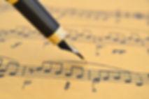 redactie door musicoloog