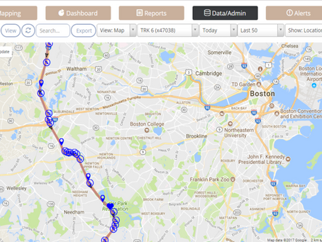 Fleet Tracking...More Than Just Dots On A Map