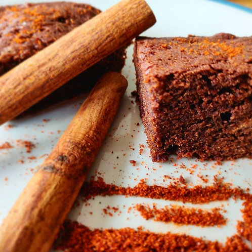 Sweet n' Spicy Brownies