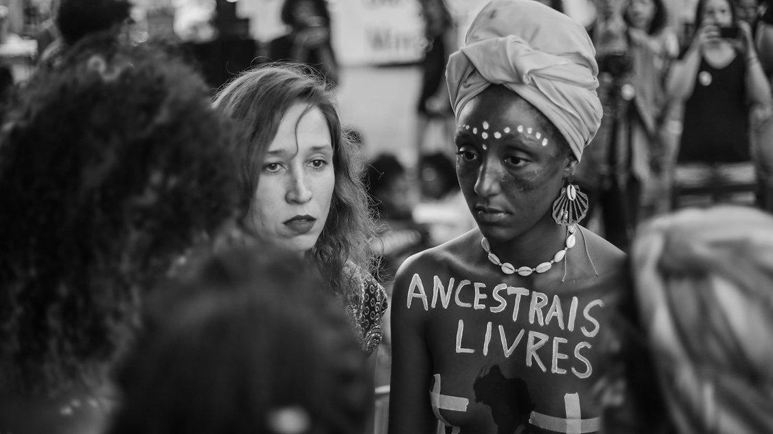 Ancestrais - Pelo Fim da Violência Contra as Mulheres
