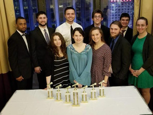 Gannon Station Receives Seven National Awards for College Radio