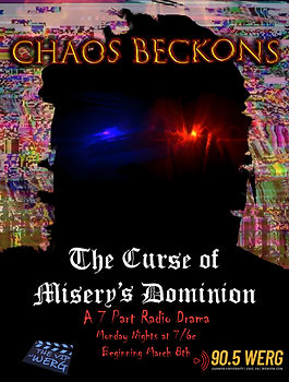 The Curse of Misery's Dominion on 90.5 WERG