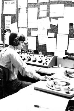 WERG Studio in the Seventies