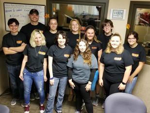 Meet our Staff!