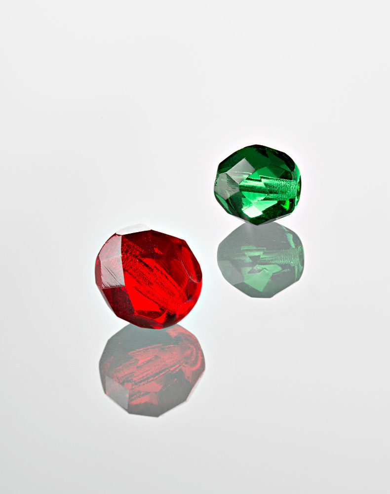 Due inosfere colorate