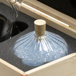 1 box con microsfere