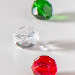 3 sfere tricolori