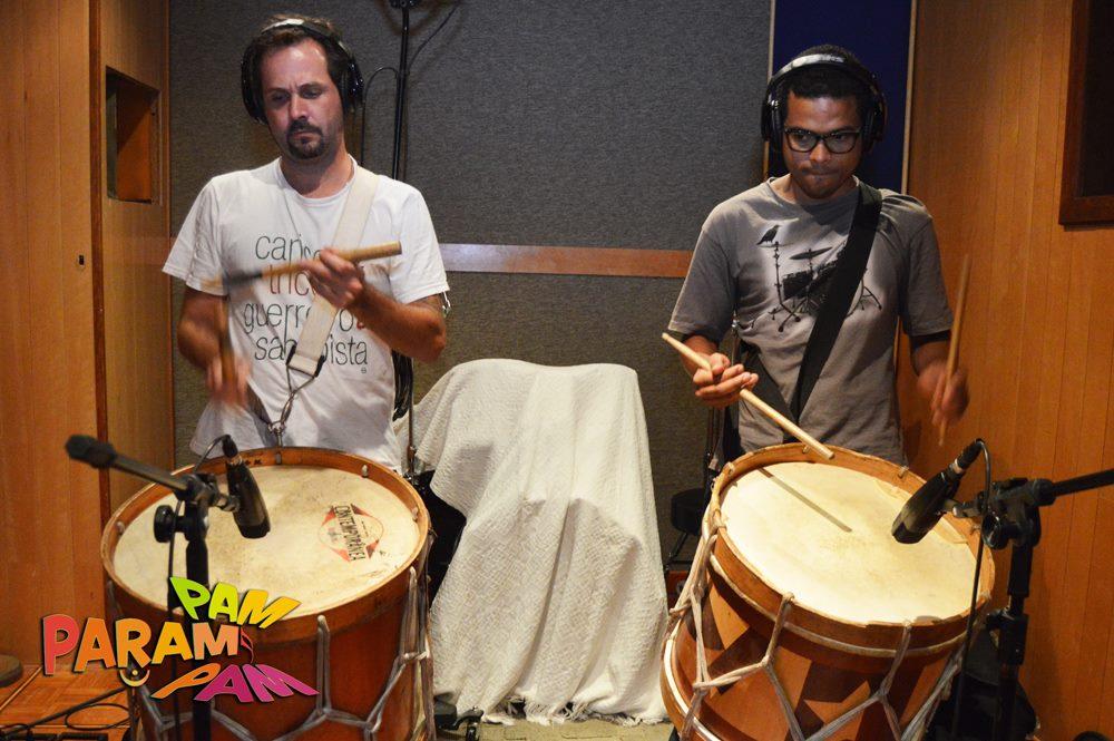 Michel Nascimento e Gustavo Pereira