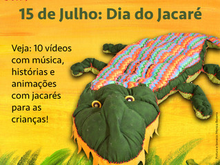 Dia do Jacaré