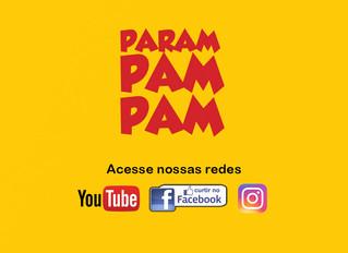 Nova logomarca e perfil no Instagram