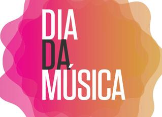 Vote no Parampampam para o Dia da Música