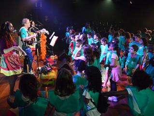 Um Dia de Férias no Planetário com participação do Parampampam