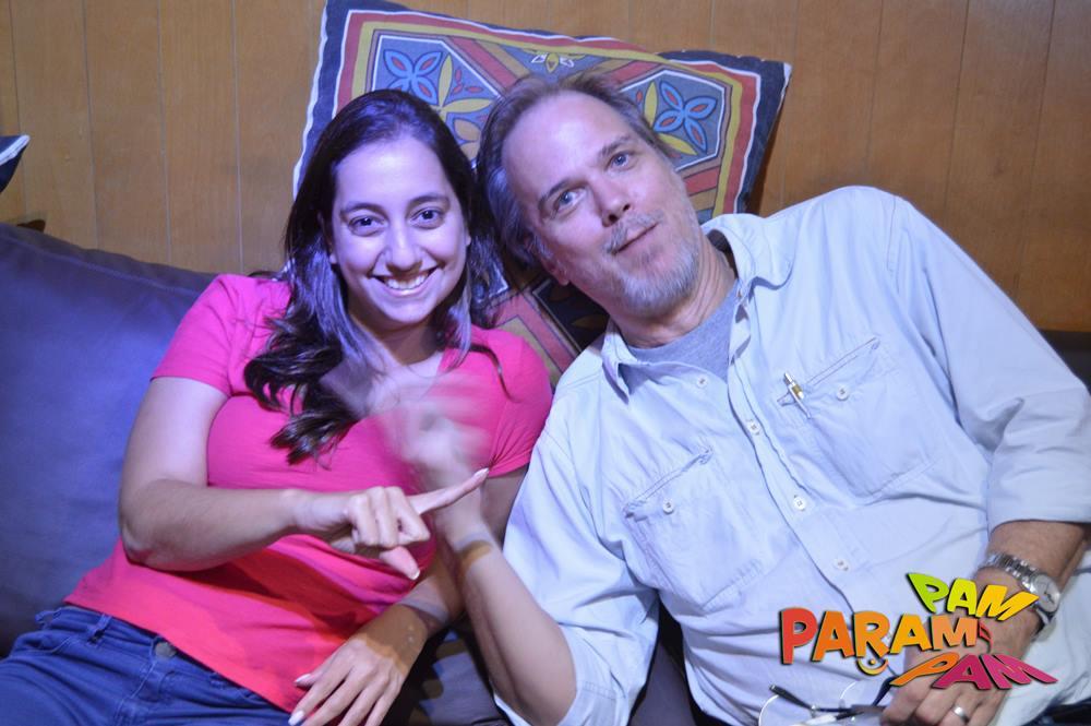 A produtora Kelly e C Evandro