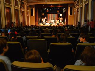 Show no Colégio Marista da Tijuca