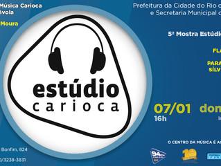 Presença na Mostra Estúdio Carioca
