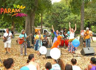 Show na Quinta da Boa Vista