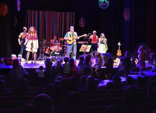 Temporada de shows no Teatro Ipanema