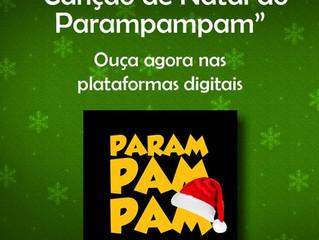 Canção de Natal nas plataformas digitais