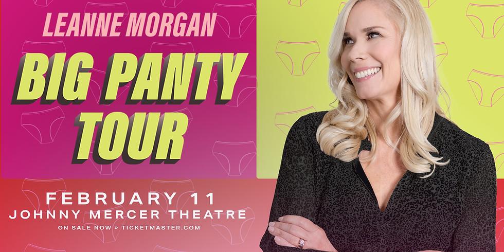 Leanne Morgan - Big Panty Tour