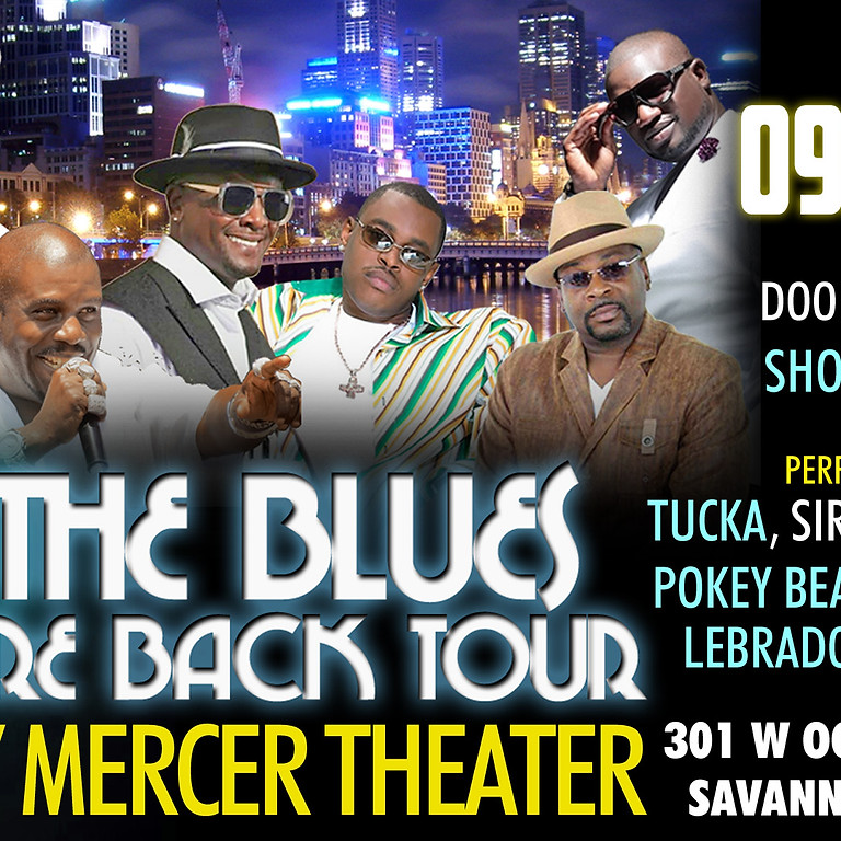 The Blues Are Back Tour