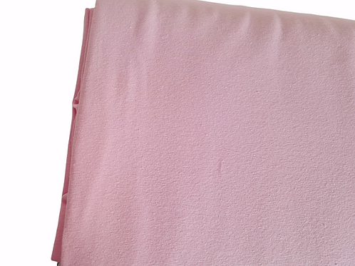 Baby light pink plain jersey