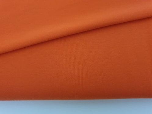 Orange plain jersey