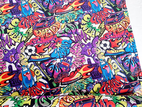 Funky Graffitti