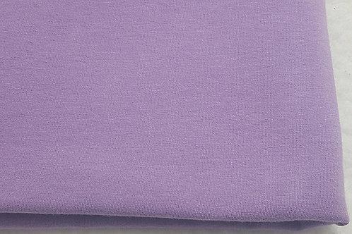 Soft lilac plain jersey