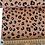 Thumbnail: Light tangerine animal print -last 80cm
