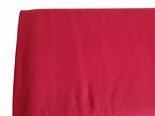 Wine red plain jersey