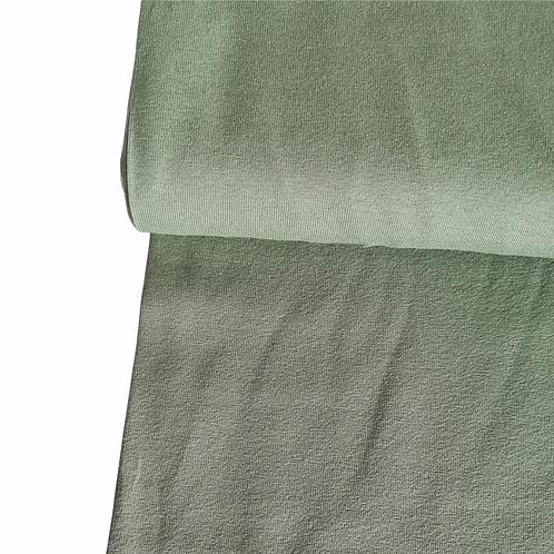 Olive green plain jersey