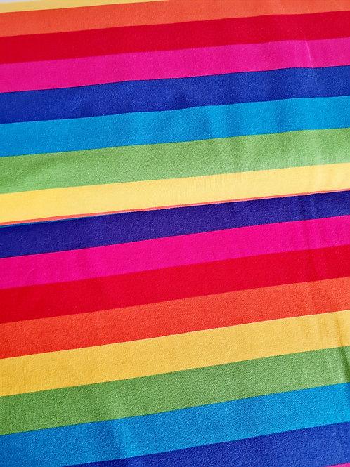 Rainbow stripes (height 2.7cm)