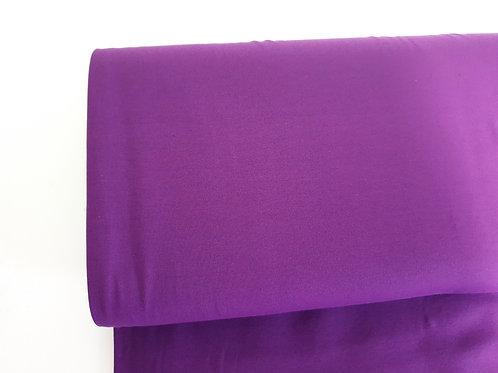Purple plain jersey