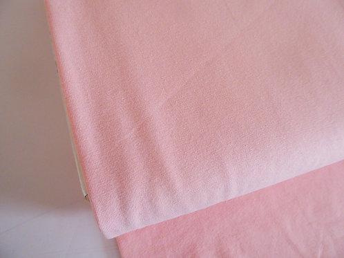 Light pink plain jersey