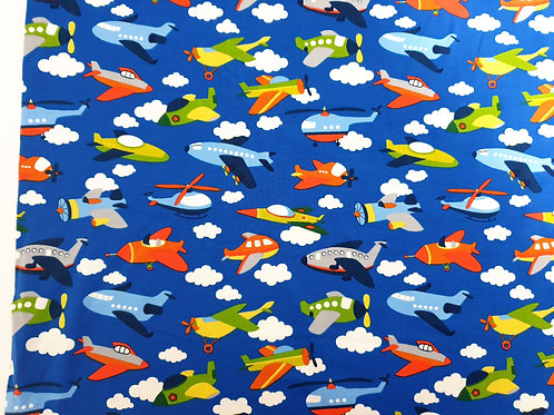 Colourful planes