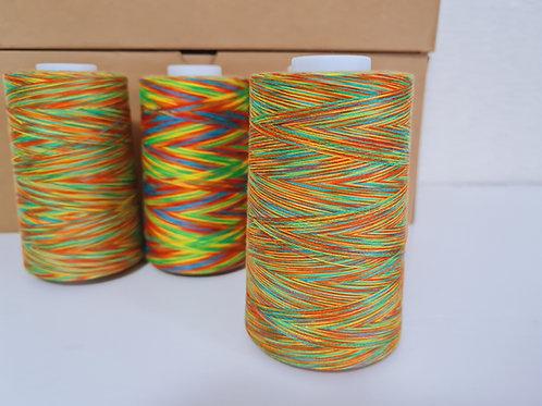 Rainbow 'Jumbo' Threads - 5000m
