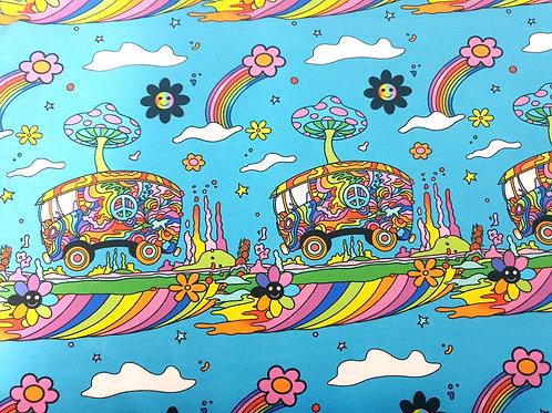 Happy land camper van