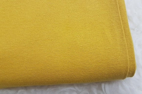 Mustard Yellow ribbing
