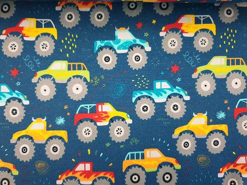 Monster cars truck