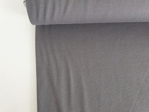 Light grey plain jersey