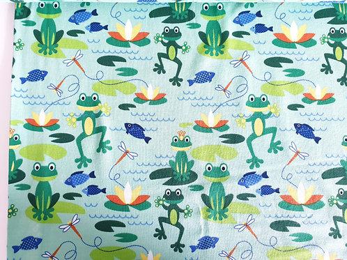 Frog Life (mint green)
