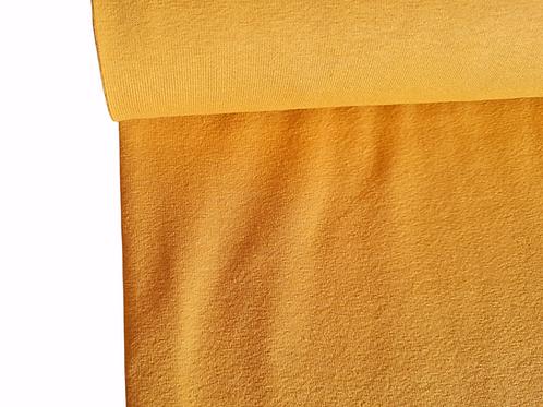 Mustard yellow plain jersey