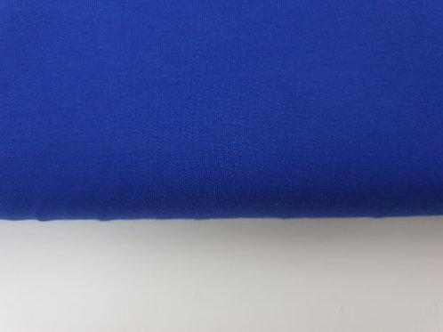 Cobalt blue plain jersey