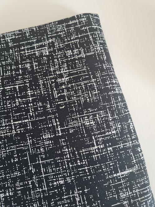 Black Matrix Abstract