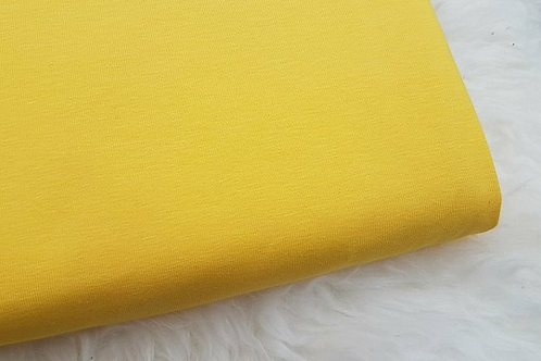 Yellow plain jersey