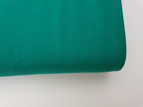 Emerald green plain jersey