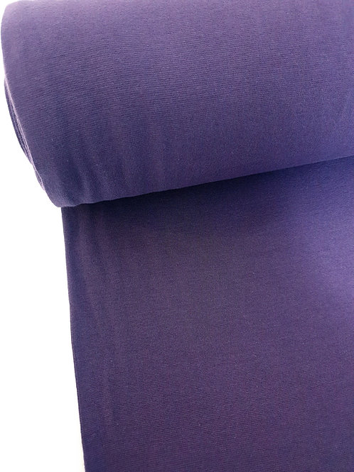 Purple mini tubular ribbing
