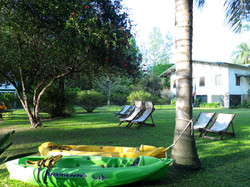 Parque y Kayaks